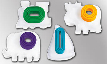 Cuisipro Cookie Cutter Sets