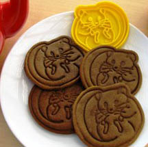 Dormouse Cookie Cutter