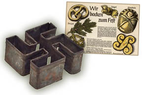 Nazi cookie cutter