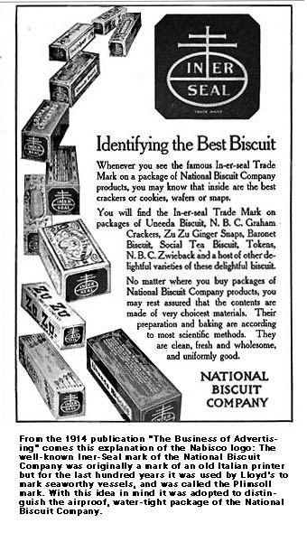 Early Nabisco Ad